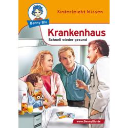 """Book: Kinderleicht Wissen """"Krankenhaus"""", A6"""