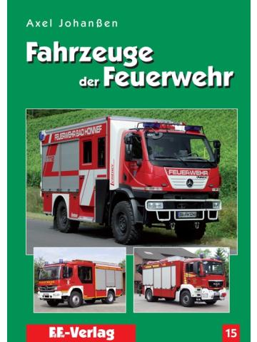 Livre: Fahrzeuge der Feuerwehr, Band 15