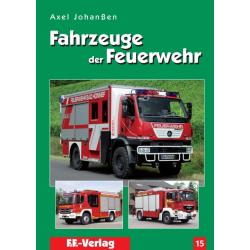 Book: Fahrzeuge der Feuerwehr, Band 15