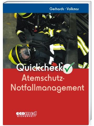 Buch: Quickcheck Atemschutz-Notfallmanagement