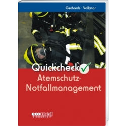 Libro: Quickcheck Atemschutz-Notfallmanagement