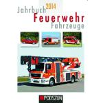 JahrBook Feuerwehr Fahrzeuge 2014