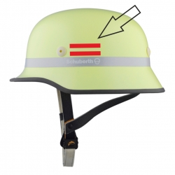 Helmkennzeichnung Zugführer (Set), 70 x 10 mm,...