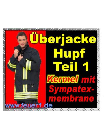 FW-Überjacke HUPF 1, Kermel Gr. 54N
