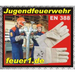 Jugendfeuerwehr Handschuh, Gr. 7,5
