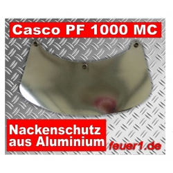 Casco-Feuerwehrhelm-PF1000-Nackenschutz aus Aluminium