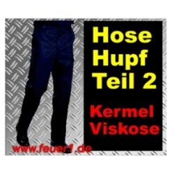 Feuerwehrbundhose HUPF 2, Kermel (Novotex)