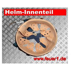 Schuberth-Feuerwehrhelm-Innenausstattung, DIN-Helm
