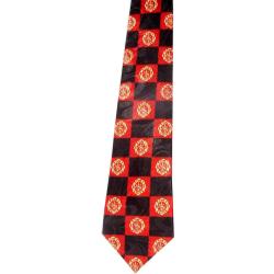 """Krawatte: Feuerwehr """"Maltese Cross"""""""