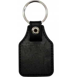 Schlüsselanhänger mit Leder BOMBEROS 085 (ES)