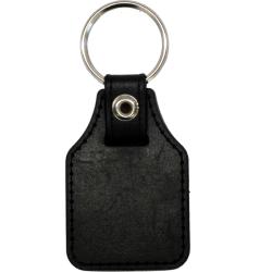 Porte-clés avec du cuir SAPEURS POMPIERS 18 (FR)