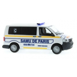 "Modell 1:87 VW T5 GP ""SAMU de Paris"" (FR)"