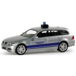 Modello di automobile 1:87 BMW 3er Touring THW LV B-BB