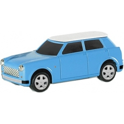 Model car 1:87 NewTrabi IAA 2007, standard
