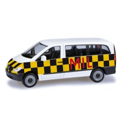 "Model car 1:87 MB Vito""Bundesw.,Follow Me"""