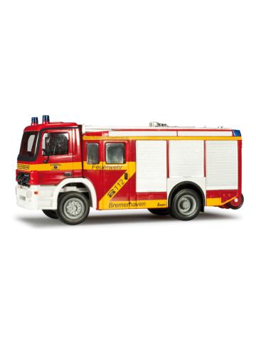Modèle de voiture 1:87 MB Actros S HLF, Bremerhavdans (BRE)