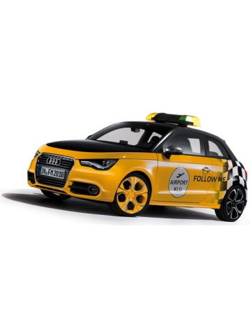 Model car 1:87 Audi A1 Follow Me