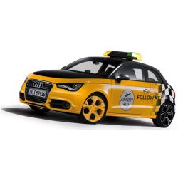 Auto modelo 1:87 Audi A1 Follow Me