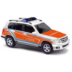 Model car 1:87 MB GLK, KdoW, Florian Havelland 01/10-01,...