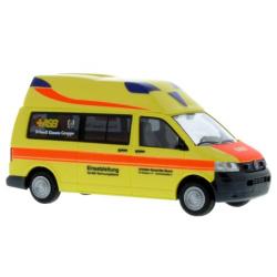 Model car 1:87 VW Ambulanz Mobile Hornis, ASB Bautzen (SN)