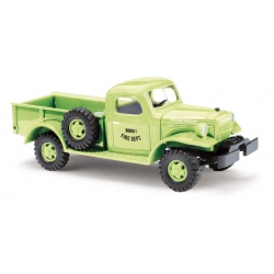 Modell 1:87 Dodge Power W., FD, Brush 1 (USA)