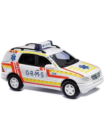 Model car 1:87 MB M-Kl. RD ORMS