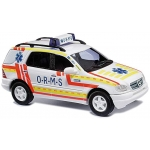 Model car 1:87 MB M-Kl. RD ORMS