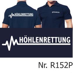 Polo navy, HÖHLENRETTUNG