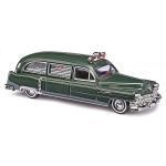 Model car 1:87 Cadillac 52 Ambulance (USA)