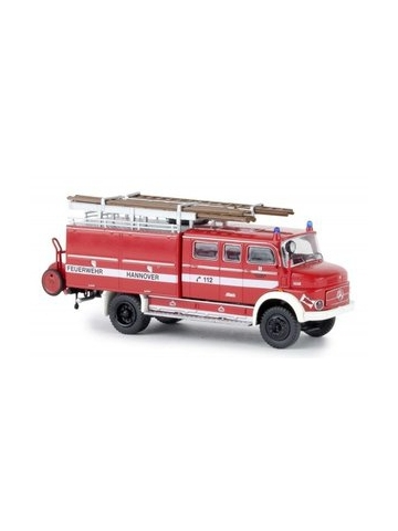 Modell 1:87 MB LAF 1113 LF 16, Feuerwehr Hannover (NDS)