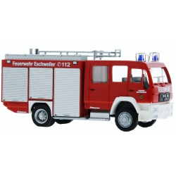 Auto modelo 1:87 MAN Schlingmann TLF, FF Eschweiler (NRW)