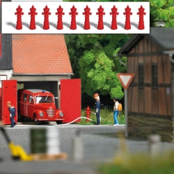 Equipment 1:87 Hydranten