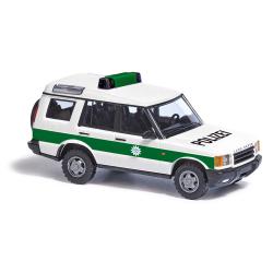 Model car 1:87 Land Rover Discovery, Polizei Bayern