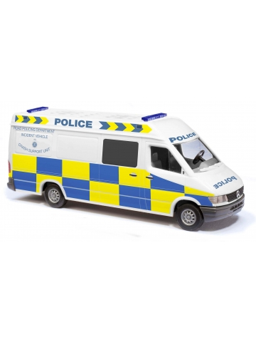 Modell 1:87 MB Sprinter, Police (GB) Incident Vehicle, Crash Support Unit