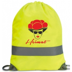 "Black Forest Neon-Bag ""Heimat"""