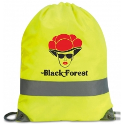 "Black Forest Neon-Bag ""Black Forest"""
