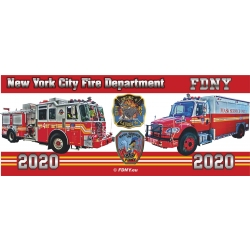 Tasse New York City Fire Department 2020 - limitiert