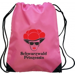 "Black Forest Pink-Bag ""black forest Prinzessin"""