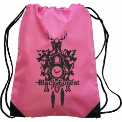 "Black Forest Pink-Bag Kuckucksuhr ""Black Forest"""