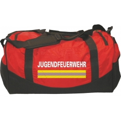 """Medium-Feuerwehrtasche """"JUGENDFEUERWEHR"""" weiss,..."""