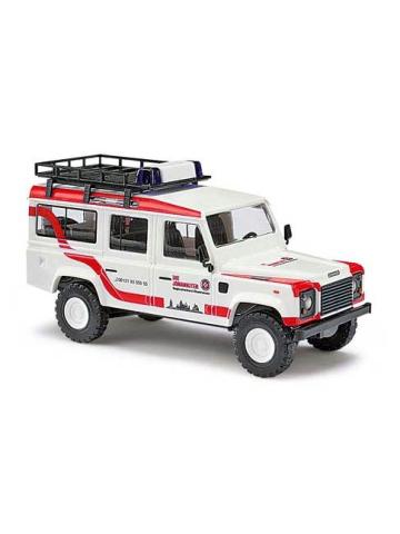 Modell 1:87 Land Rover Defender, KdoW, JUH OV Mainz04/10-01 (RLP)