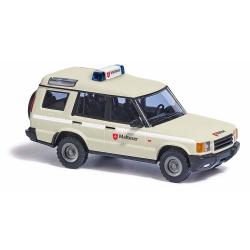 Model car 1:87 Land Rover Discovery, KdoW, Malteser...