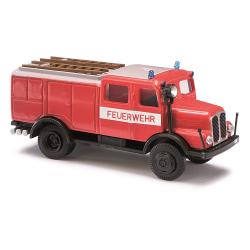 Model car 1:87 IFA S4000 TLF, FW + RKL