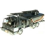 Metall-Modello di automobile Pumper 50 cm lungo, 6 kg