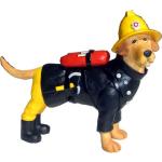 Resin-Feuerwehrhund, 21 cm x 16 cm