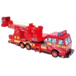 Holz-Feuerwehrauto 39x29cm, 1,57 kg