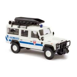Modell 1:87 Land Rover Defender Bergrettung (FR)