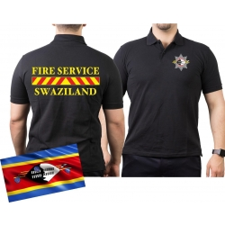 Polo black, FIRE SERVICE SWAZILAND