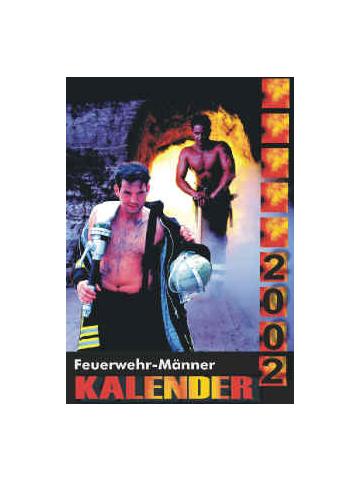 Kalender 2002 Feuerwehr-Männer
