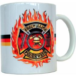 Tasse: Freiwillige Feuerwehr